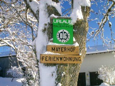 Ferienhof Mayer