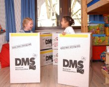 Umziehen mit Kindern Mit der Max M�ller Spedition wird auch das Umziehen mit Kindern zum Spa�.
