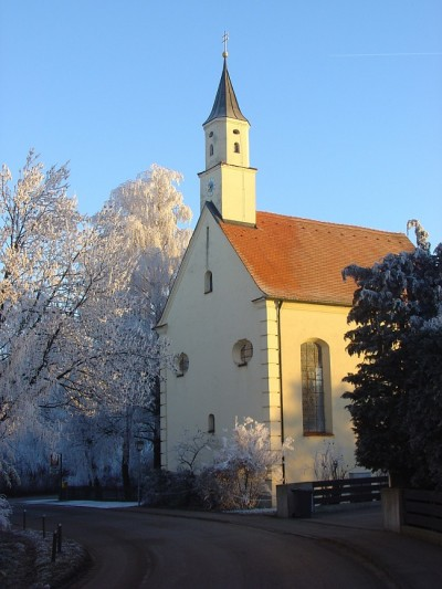 St. Rasso Kapelle Gammenried