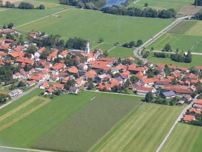 Schlingen Luftbild (© Medienagentur Donath : Donath )