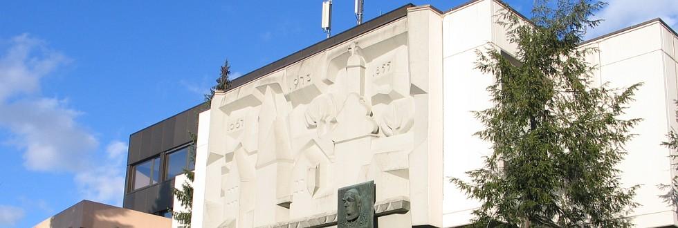 Rathaus Westfront (© Donath Karin )
