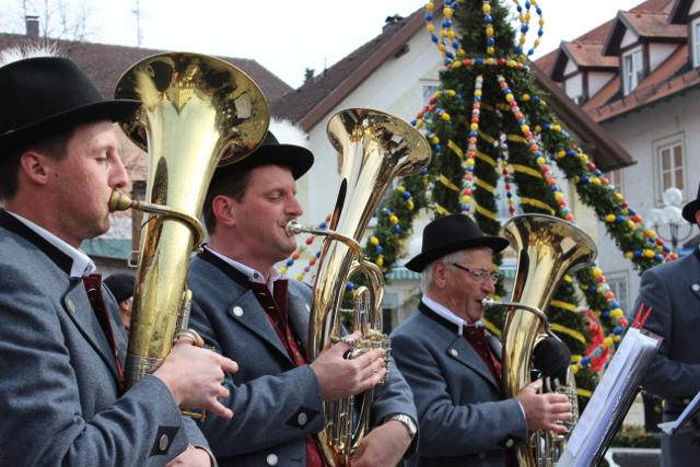 Osterbrunnen Musik