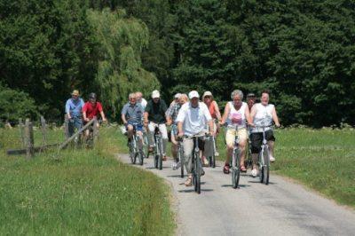 Radtour (© Anna Schluifelder : Anna Schluifelder )