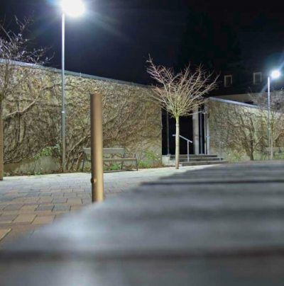 LED Straßenbeleuchtung (© Karin Donath : Karin Donath )