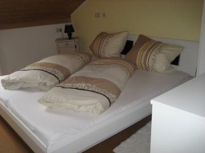 Schlafzimmer Morgenröte