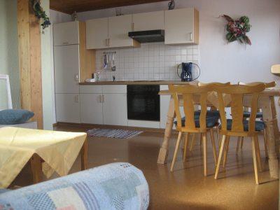 Wohnküche Morgenröte