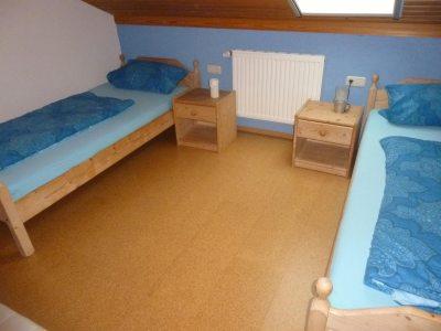 Kinderzimmer Bergblick