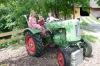 """Traktor zum """"Selberfahren"""""""
