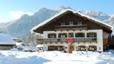 Streidlhof - nur 700 m bis zum Skizentrum!