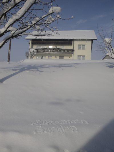 """Winter """"auf der Höh"""""""