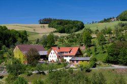 Haashof und Umgebung