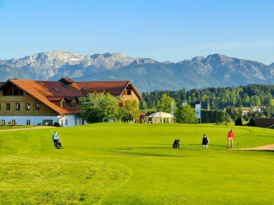Golfplatz Gsteig