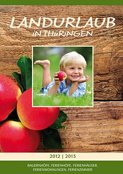 Katalog Landurlaub in Thüringen 2012