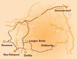 Erlebnistour_durch_Mecklenburg-Schwerin Natur, Erlebnisse und Regioanel K�stlichkeiten