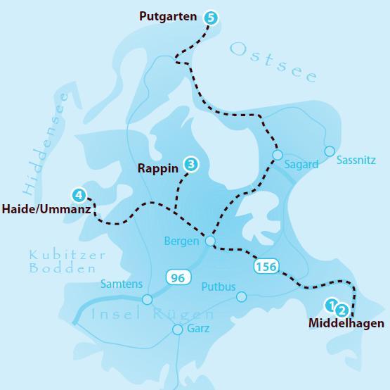 Erlebnistour_Insel_Rügen Deutschlands gr��te Insel von einer anderen Seite erleben