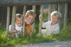 Kinder beim Spielen (© LAG Bayern : LAG Bayern )
