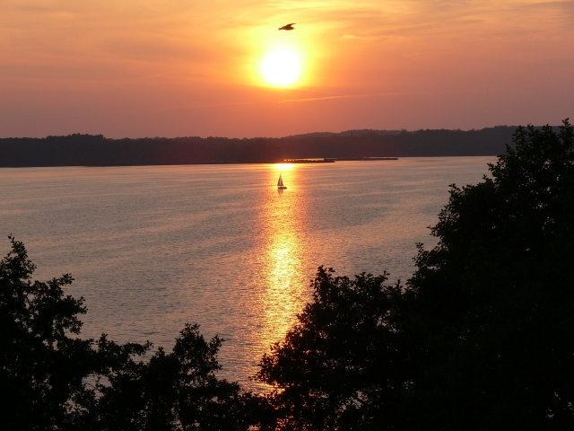 Sonnenuntergang_ Gr.Plöner_ See