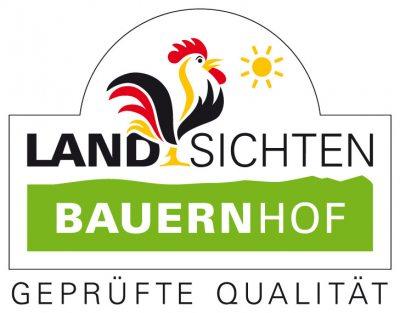 Qualitätssiegel_Bauernhof (© Bundesarbeitsgemeinschaft für Urlaub auf dem Bauernhof und Landtourismus in Deutschland e.V. )