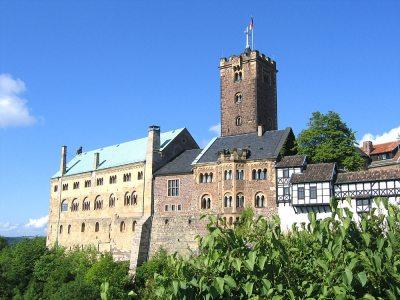 Wartburg (© Wartburg Stiftung Eisenach )
