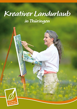 Themenkatalog Kreativer Landurlaub (&copy; LAG Thringen )