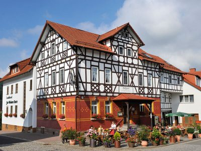Landhotel und Gasthof Zur Grnen Kutte (&copy; LAG Thringen )