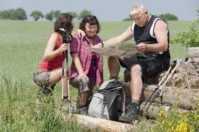 Wandergruppe (© LANDURLAUB M-V : panthermedia.net )