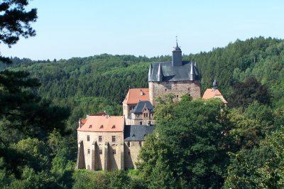 Burg Kriebstein (© LAG Sachsen : Nadja Huth )