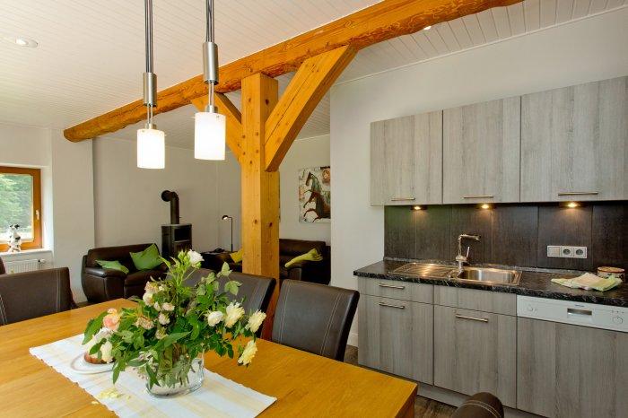 Falkenhorst Küche