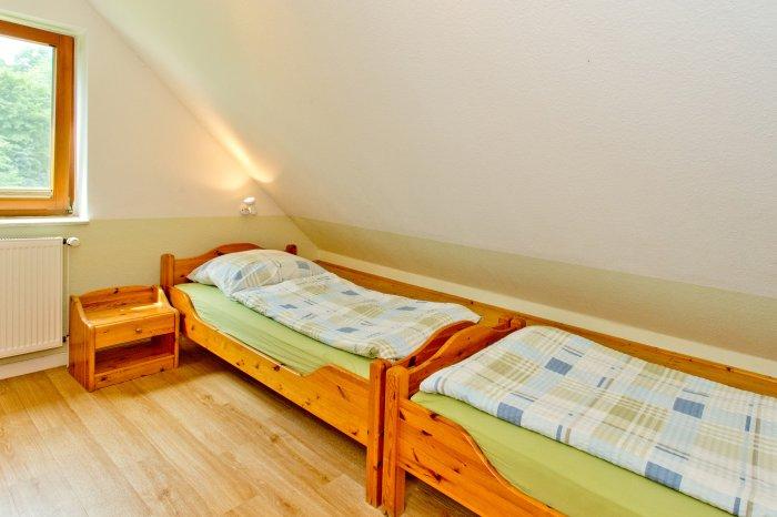 Falkenhorst 2 Einzelbetten OG