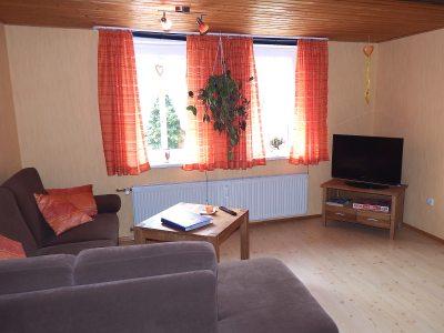 Fewo Kassel: Wohnzimmer