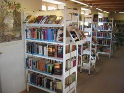 Bücherei In Pfronten-Berg im Heimathaus befindet sich die Gemeindebücherei.
