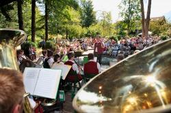 Standkonzert im Kurpark Von Mai bis Oktober findet im Kurpark in Pfronten-Heitlern jeden Sonntag das Standkonzert statt. Das Standkonzert ist f�r G�ste kostenlos und beginnt um 11.00 Uhr.