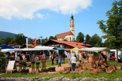 Trachtenmarkt (© Pfronten Tourismus/ E. Reiter : Pfronten Tourismus/ E. Reiter )