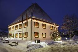 Haus des Gastes Das Haus des Gastes in weihnachtlichem Glanz. Das Lesest�ble im Haus des Gastes l�dt zum aufw�rmen ein.