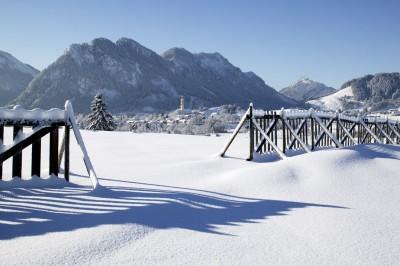 Winterliches Pfronten (© Pfronten Tourismus/ E. Reiter : Pfronten Tourismus/ E. Reiter )