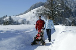 Winterwanderung