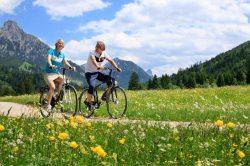 Pfronten mit dem Rad erkunden Genie�en Sie die atemberaubende Landschaft auf zwei R�dern