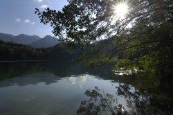 Alatsee bei Füssen Wundersch�n eingebettet in die Allg�uer Alpen.