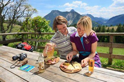 Alpe Bärenmoos (© Pfronten Tourismus/ E. Reiter : Pfronten Tourismus/ E. Reiter )