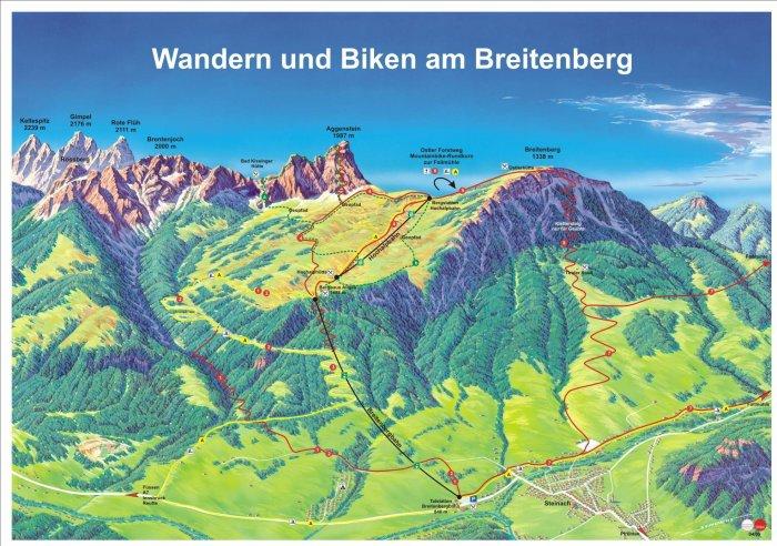 Panorama Breitenberg
