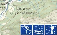 Winterwandern & Langkauf & Rodeln