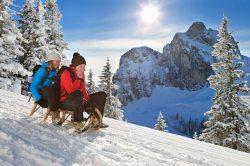 Rodeln in Pfronten Rodeln auf der l�ngsten Rodelbahn in den Allg�uer Alpen