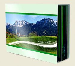Pfronten Panorama Fotobuch Mit wenigen Klicks zum eigenen Fotobuch
