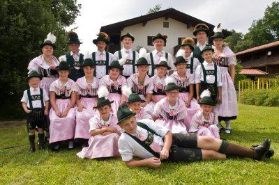 """Gebirgstrachtenverein """"D'Achtaler"""""""