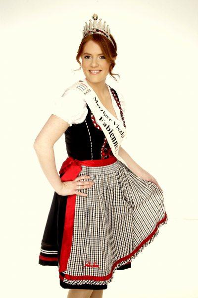 Merziger Viezkönigin Fabienne