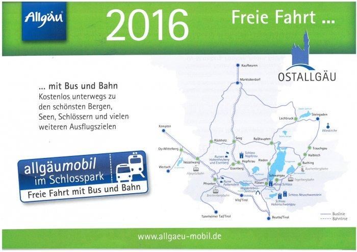 Deckblatt Fahrplan 2016 (© Pfronten Tourismus/ E. Reiter : Pfronten Tourismus/ E. Reiter )