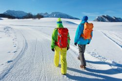 Winterwandern in Pfronten