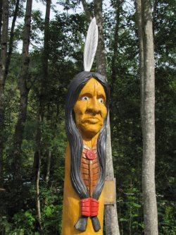 Indianerspielplatz Vilstal
