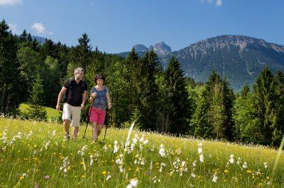 Wandern im Allgäu-Sommer