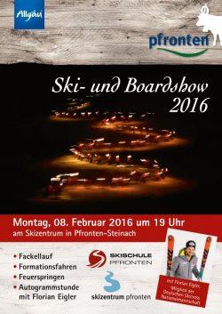 Ski- und Boardshow 2016